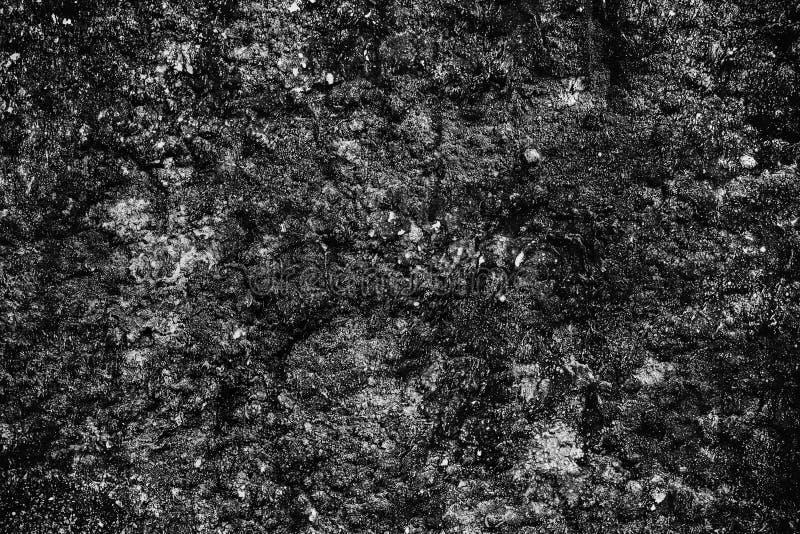 Superficie strutturata lucida nera come fondo immagini stock libere da diritti