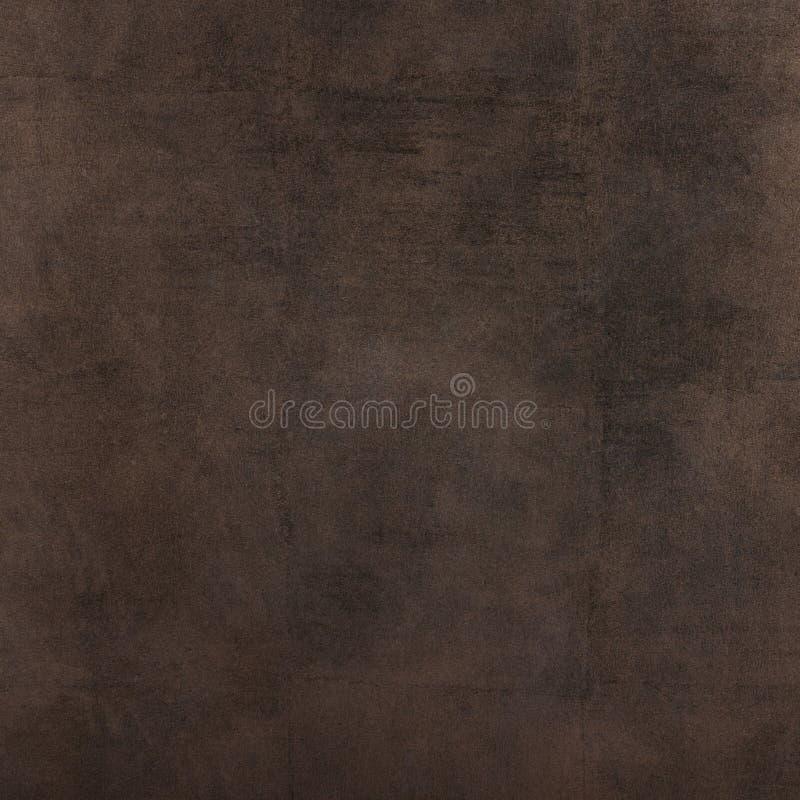 Superficie strutturata velluto, fondo astratto marrone fotografia stock libera da diritti