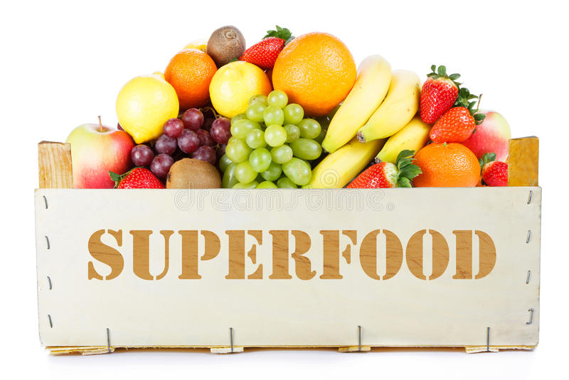 Superfood fotos de stock