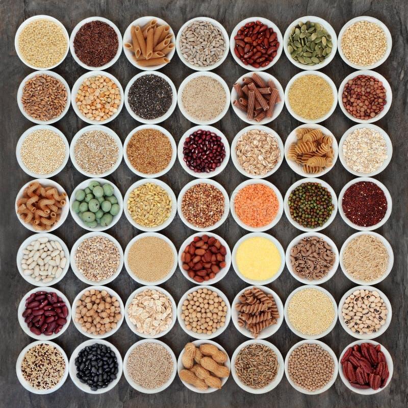 Superfood macrobiotique sain photographie stock