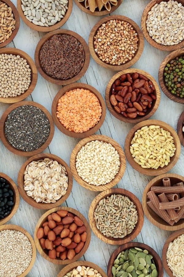 Superfood macrobiotique sec photo libre de droits