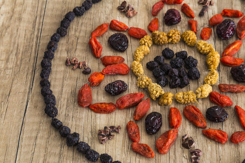 Download Superfood Mandala Stock Photo Image Of Design Berries