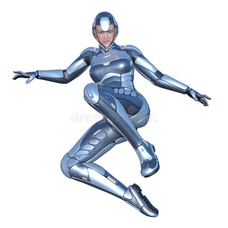Superfrau vektor abbildung