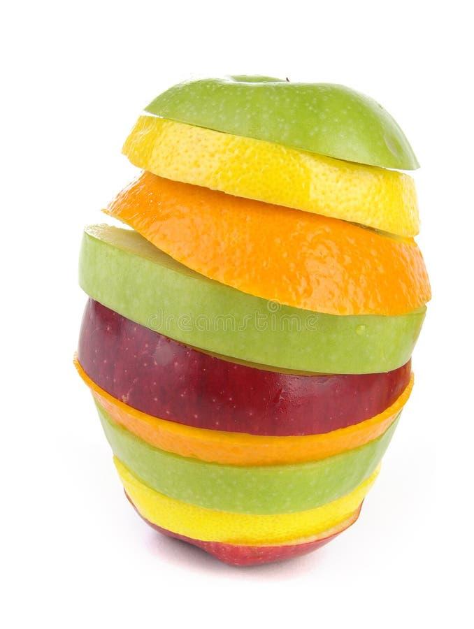 Superfruit royalty-vrije stock afbeeldingen