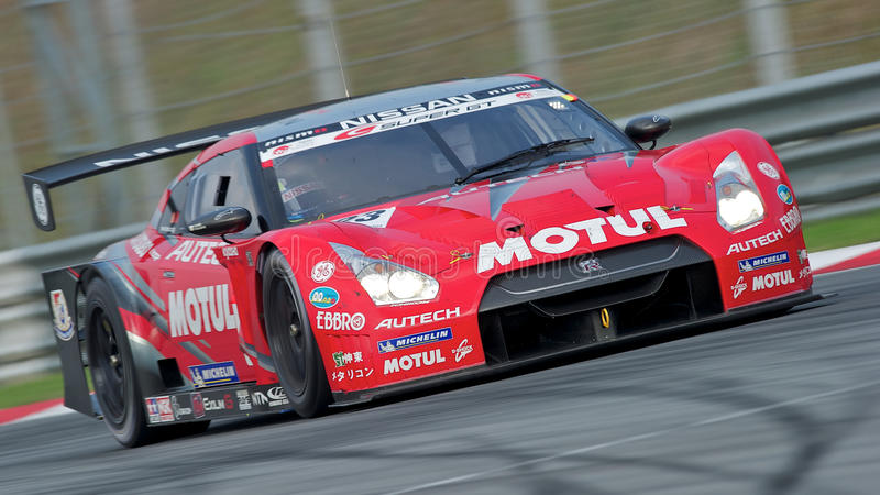 SuperGT royalty free stock images