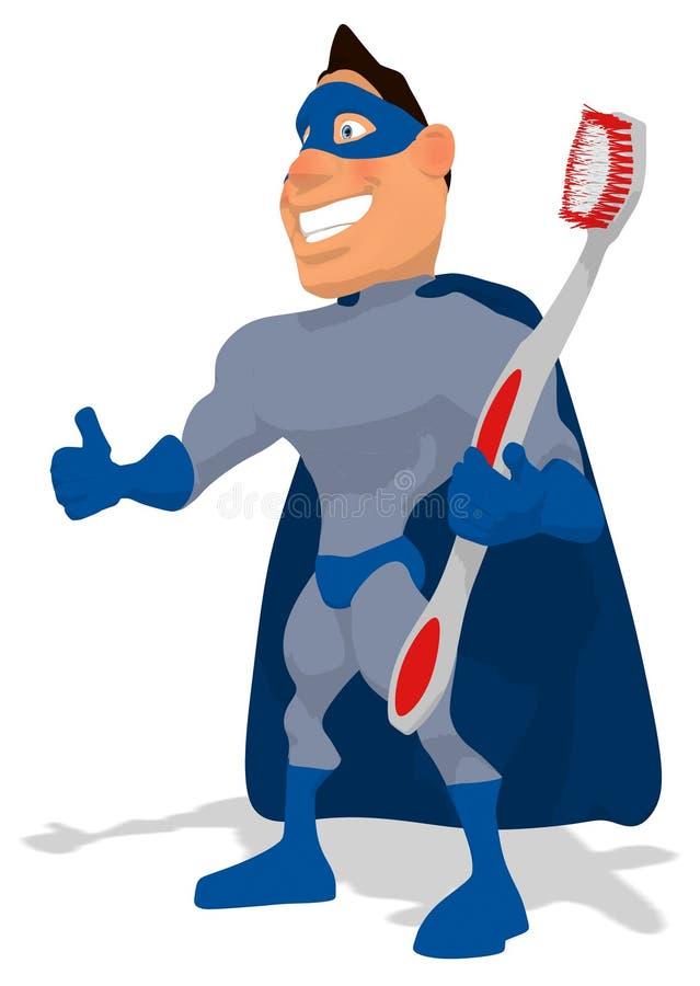 Superhero διασκέδασης διανυσματική απεικόνιση
