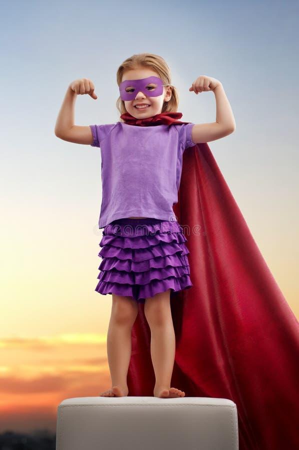 superhero imagem de stock royalty free