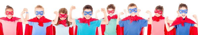 superhero fotos de archivo libres de regalías