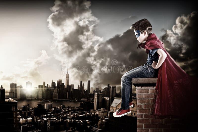 Download Superhero immagine stock. Immagine di maschio, divertimento - 56886007