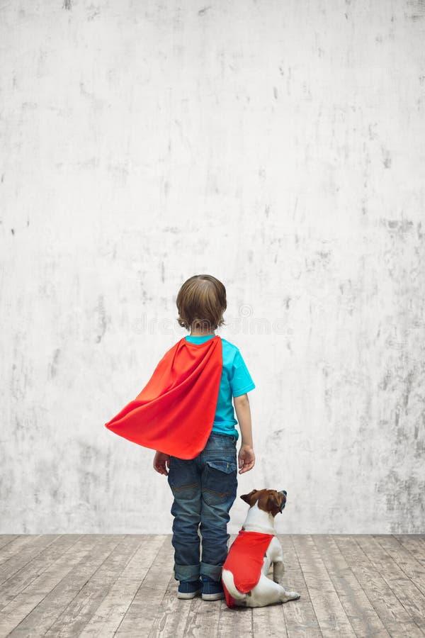 superhero foto de archivo libre de regalías