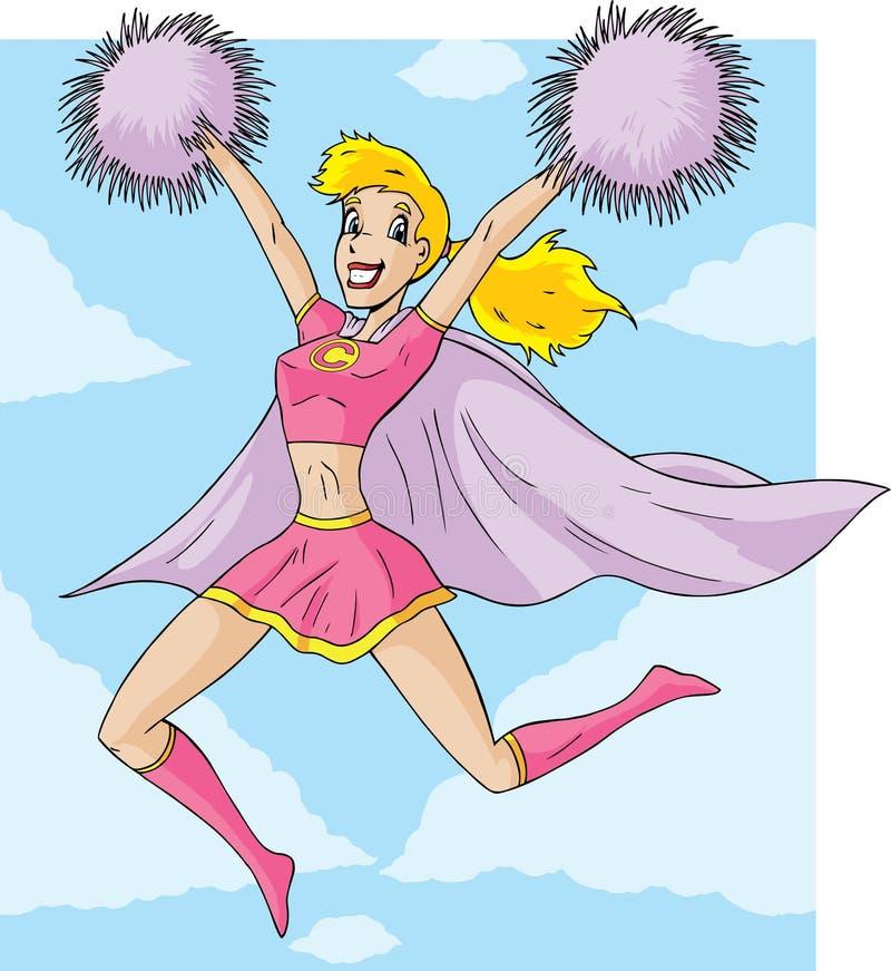 Download Superhero Cheerleader Stock Images - Image: 14956254