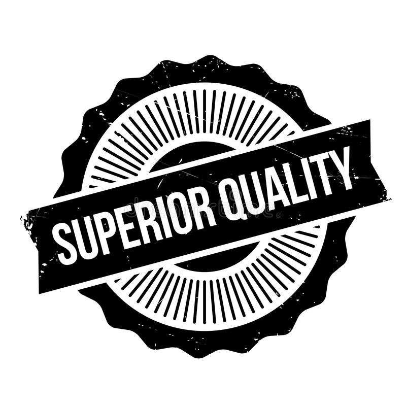 Superior Quality rubber stamp. Grunge design with dust scratches. Effects can be easily removed for a clean, crisp look. Color is easily changed royalty free stock photo