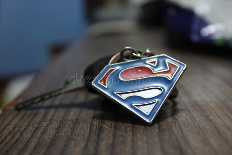 superman stockfotografie