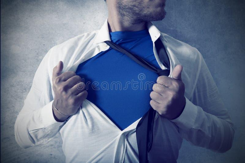 Superman fotografia de stock
