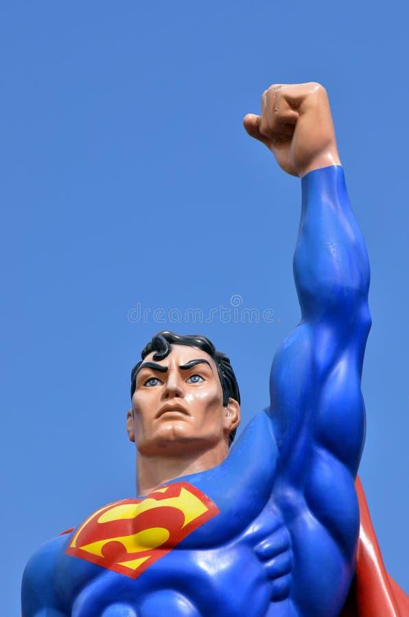 superman stockfotos