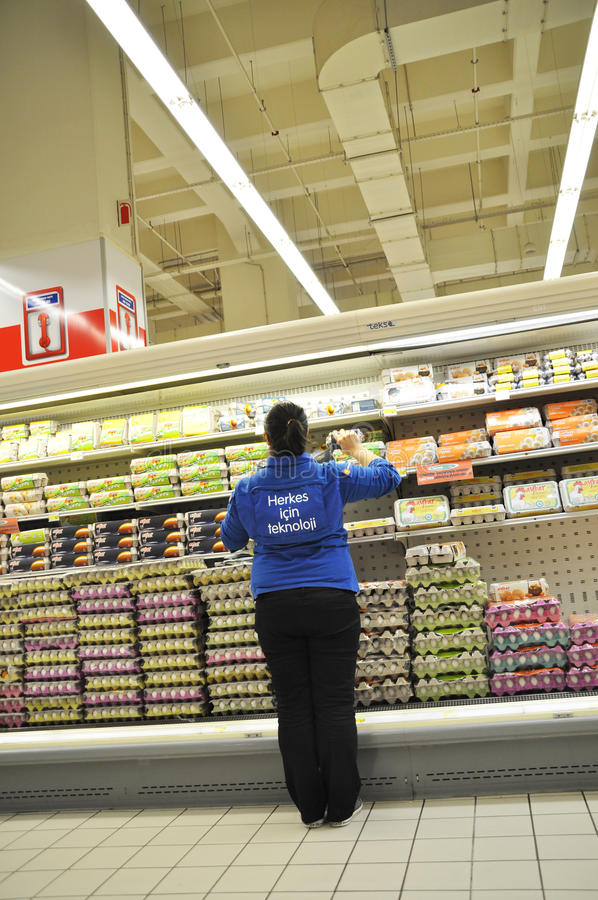 Supermarch images libres de droits
