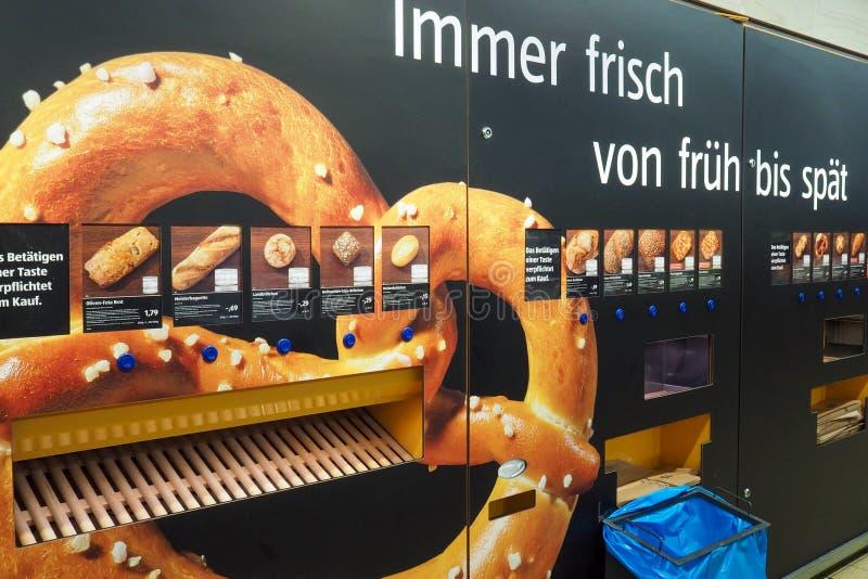 Supermarché Aldi de remise dans Offenburg, Allemagne photo libre de droits