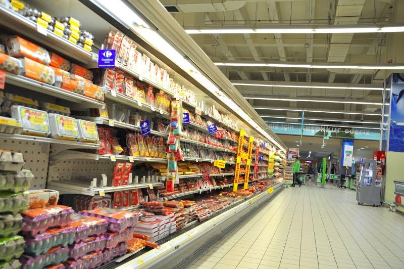 supermarket zdjęcia stock