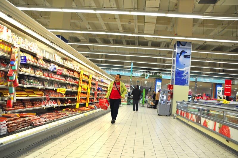 supermarket zdjęcia royalty free