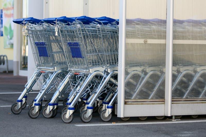 Supermarket -2 fotografia stock