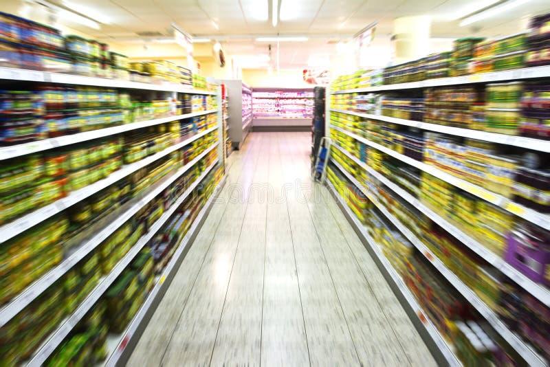 supermarket fotografia royalty free