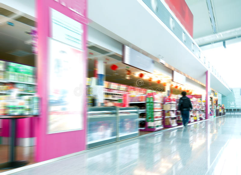 Download Supermarket stock photo. Image of anxiety, motion, dream - 24336000