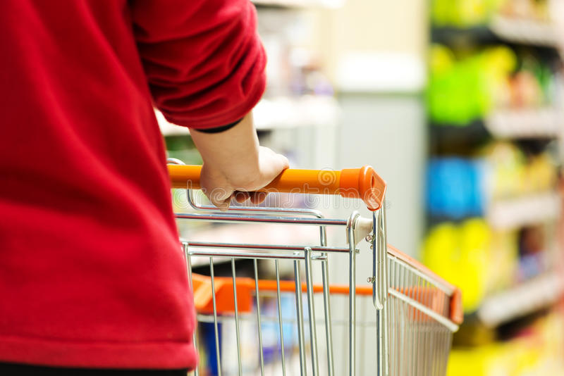 supermarket imagens de stock royalty free