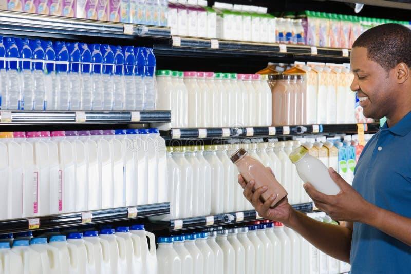 supermarket obraz stock