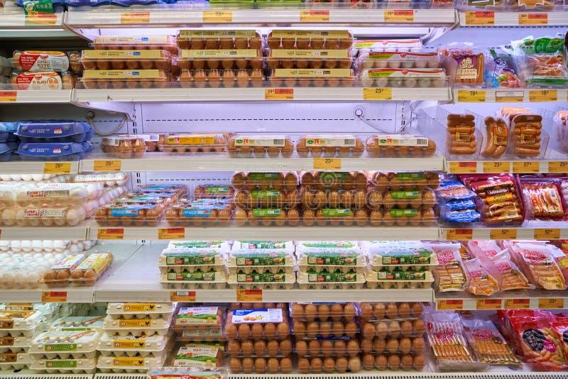 Supermercado do gosto foto de stock royalty free