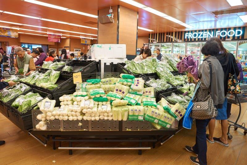 Supermercado do gosto fotos de stock