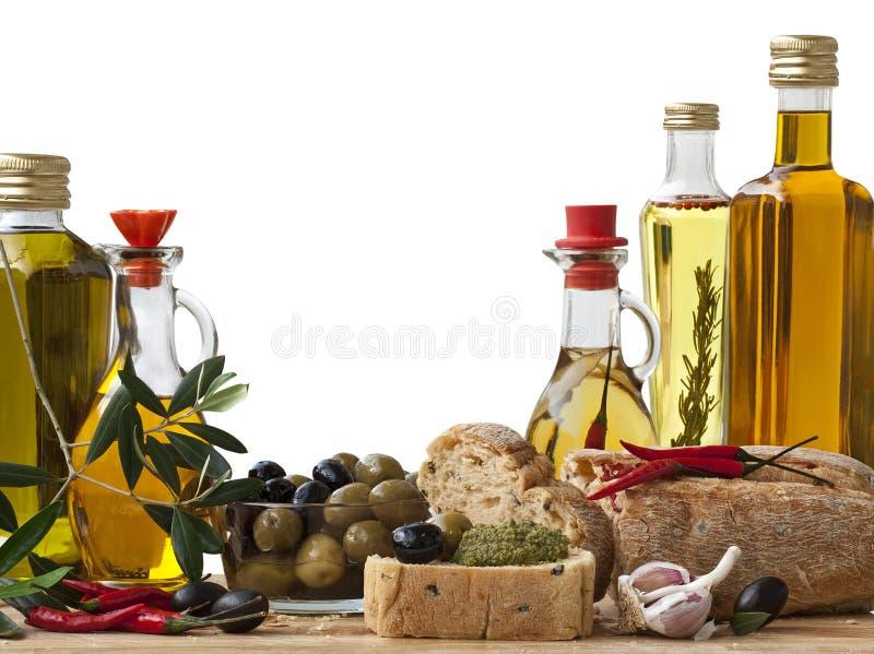 Supermercado fino italiano decorativo fotos de stock