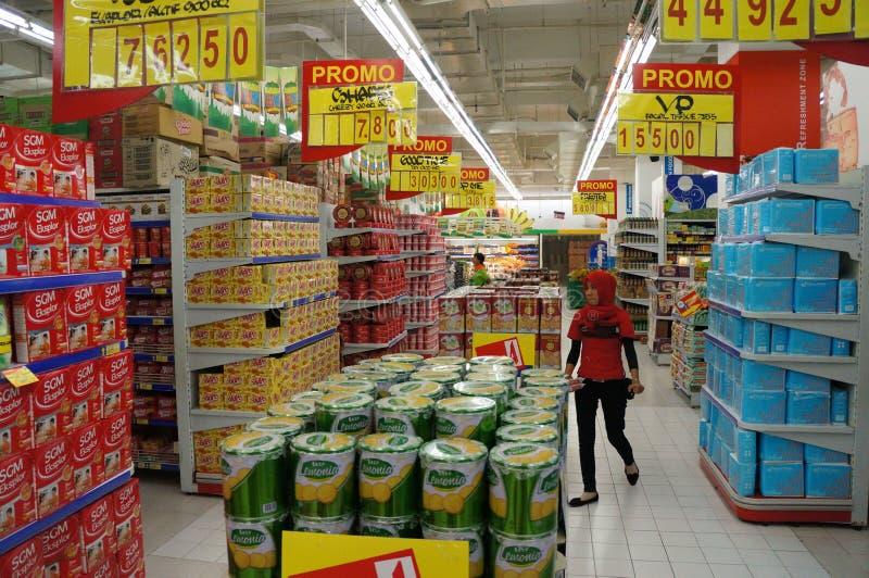 Download Supermercato fotografia stock editoriale. Immagine di eccellente - 55357923