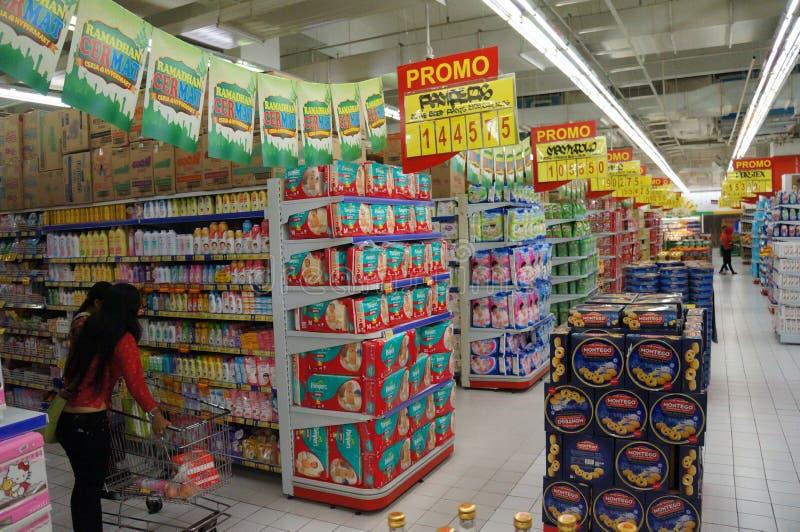 Download Supermercato fotografia editoriale. Immagine di eccellente - 55358047