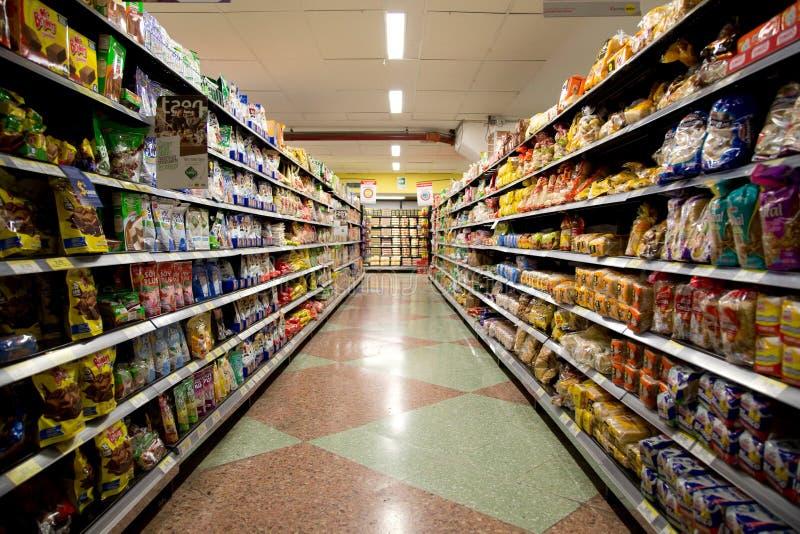 supermercato immagine stock