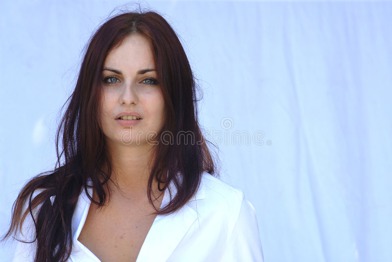 Download Supermodel stock image. Image of female, face, hair, cute - 1022015