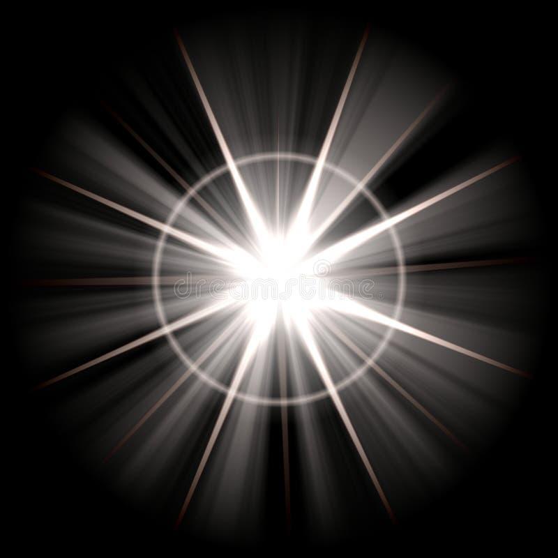 Supernova vector illustratie
