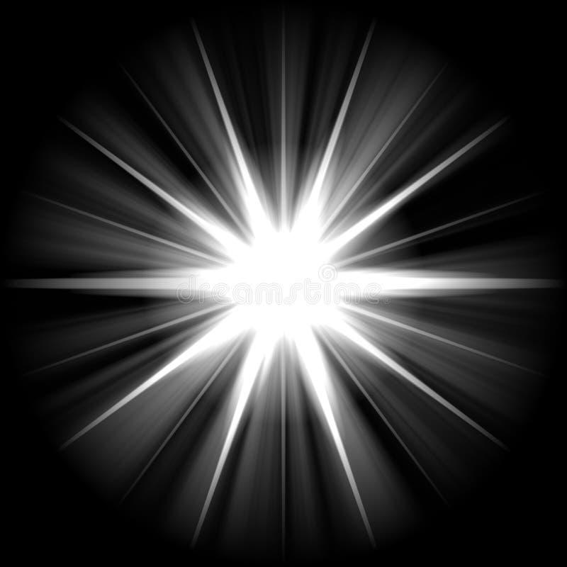 supernova ilustracja wektor