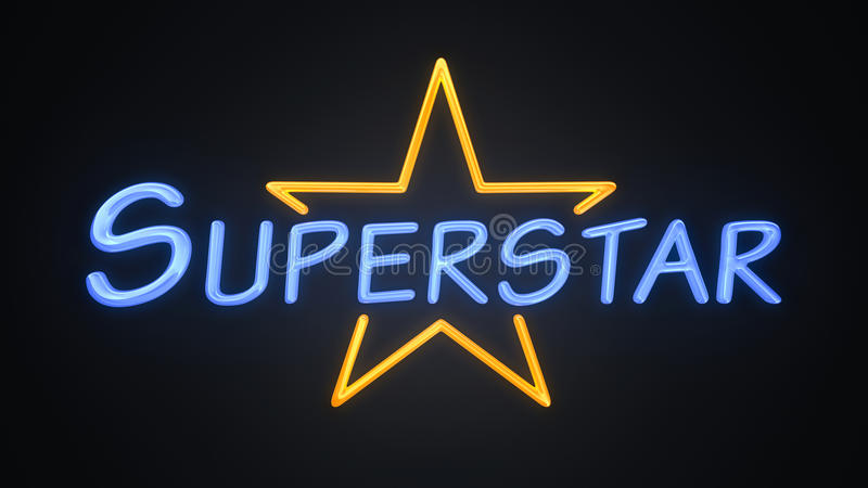 Download Superstar stock illustration. Image of fancy, glamour - 32273874