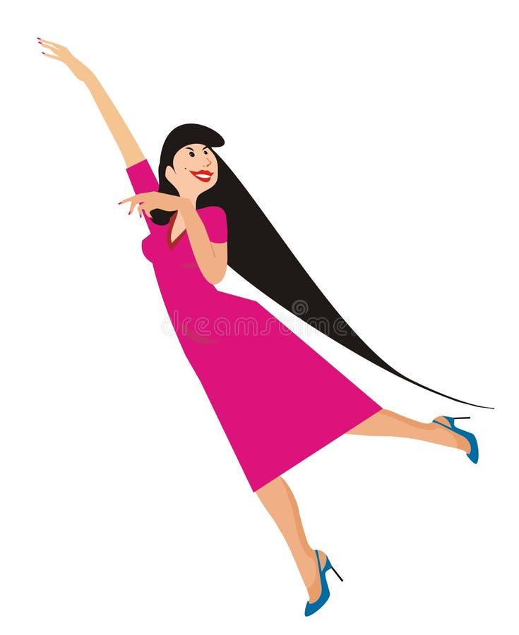 Superwoman lizenzfreie stockbilder