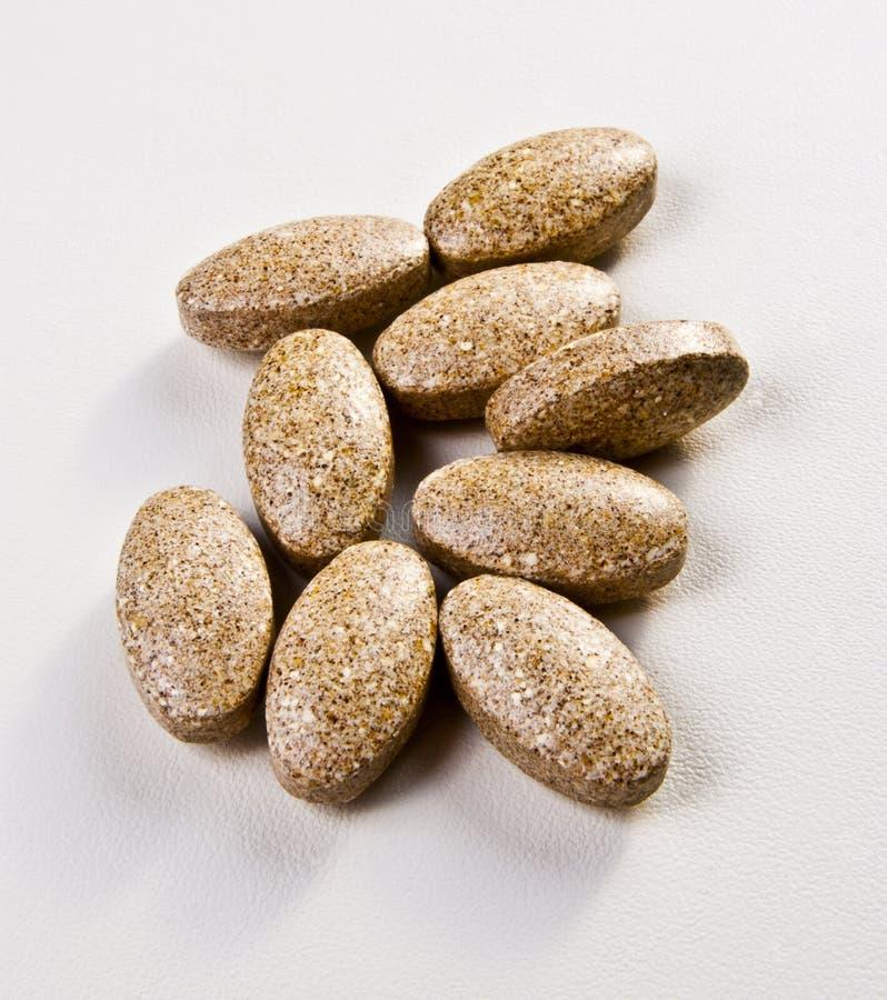 Suplementos dietéticos fotos de stock