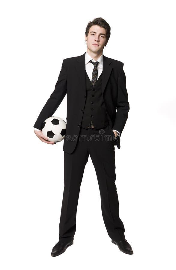 Suporte do futebol fotos de stock