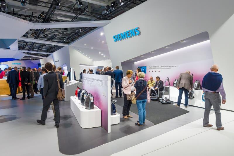 Suporte por Siemens foto de stock royalty free