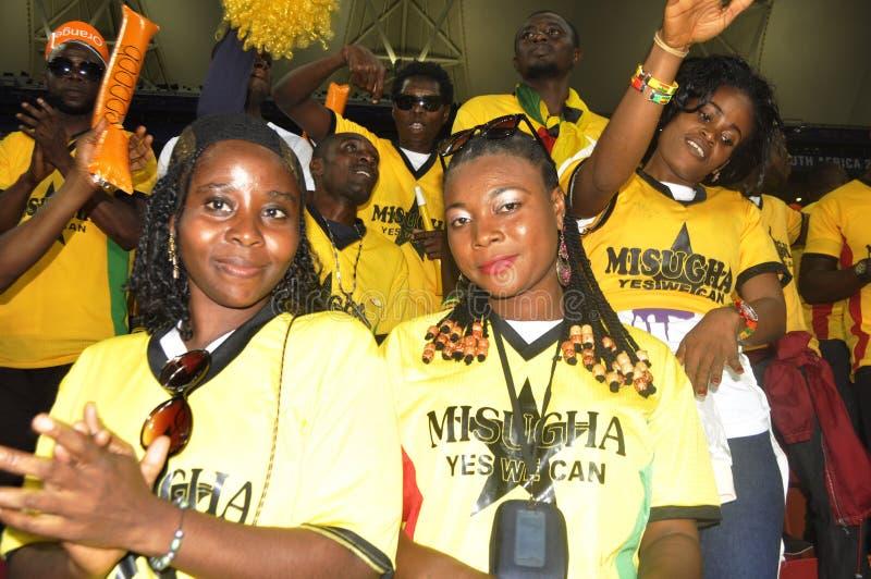 Suportes de Ghana fotografia de stock royalty free