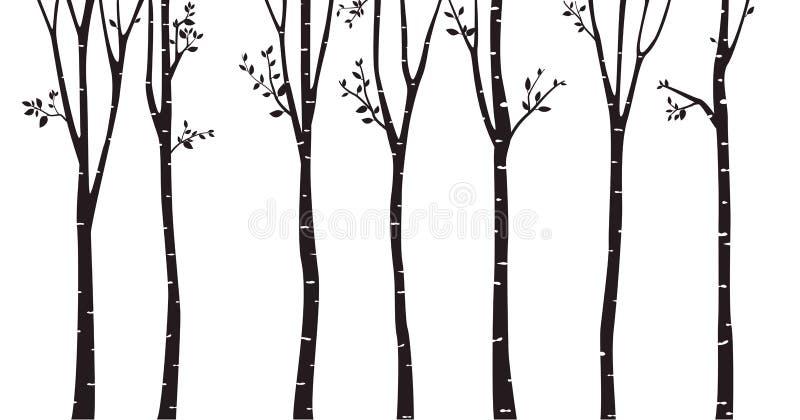 Suppengrün-Schattenbild-Hintergrund stock abbildung