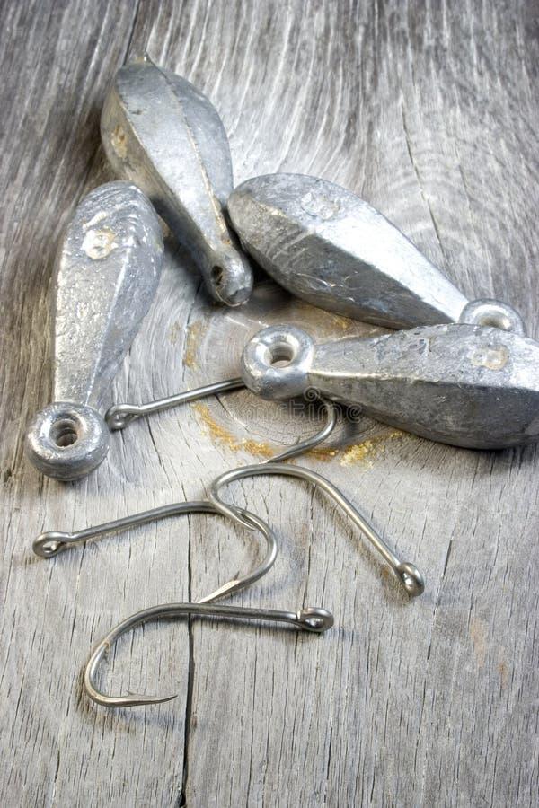 Supplys För 1 Fiske Fotografering för Bildbyråer