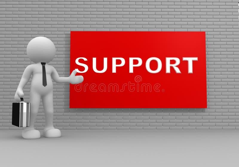 Download Support illustration stock. Illustration du société, confirmé - 56483465