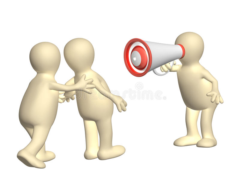 Download Support stock illustration. Image of person, human, presentation - 33688168