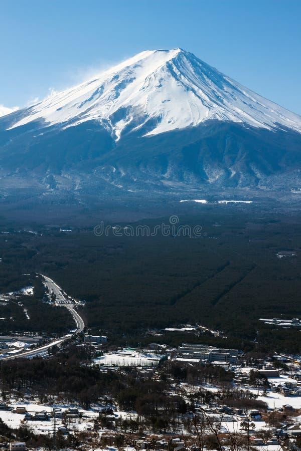 Support Fuji photo libre de droits