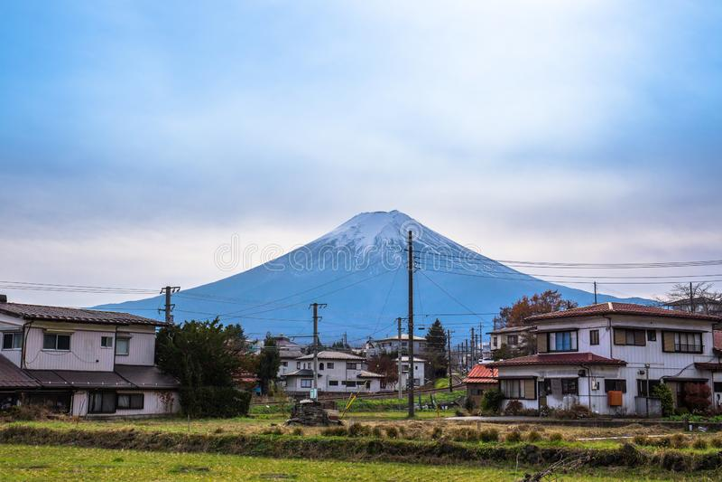 Support Fuji images libres de droits