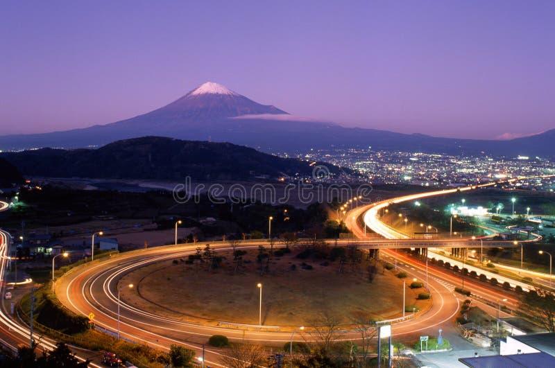 Support Fuji XI photographie stock libre de droits